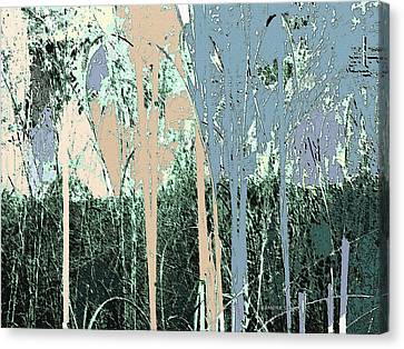 Sky Line Canvas Print - Magic Forest by Lenore Senior
