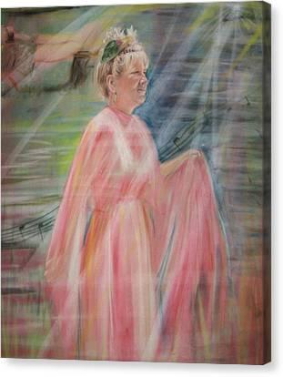 Magic Mother Nature Canvas Print