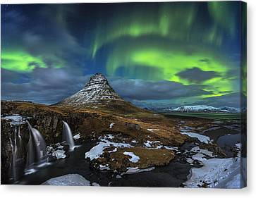 Magic Night Canvas Print by Dr. Nicholas Roemmelt