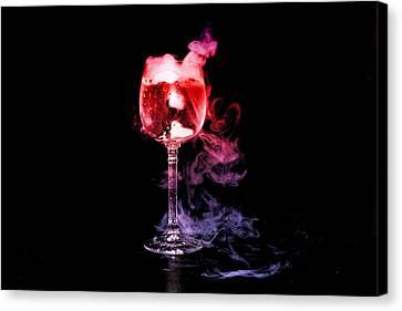Magic Potion Canvas Print by Alexander Butler
