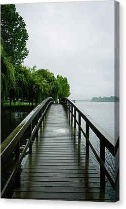 Magical Boardwalk II Canvas Print by Marco Oliveira