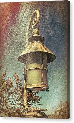 Canvas Print - Magical Lantern by Mariola Bitner