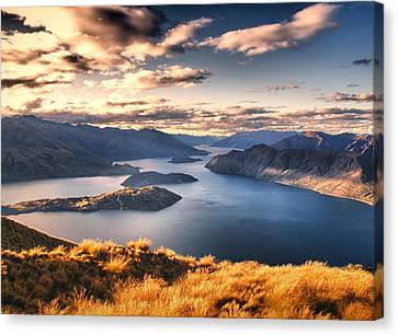 Magical New Zealand Canvas Print