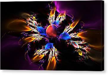 Magical Canvas Print by Norma Jean Lipert
