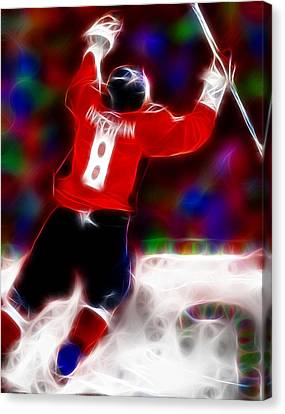 Magical Ovechkin Canvas Print