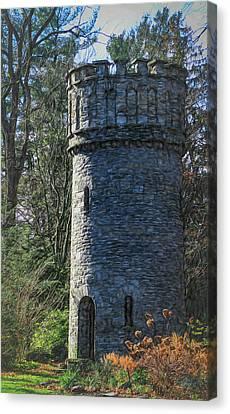 Magical Tower Canvas Print