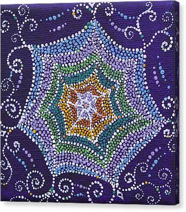 Magical Weavings Canvas Print