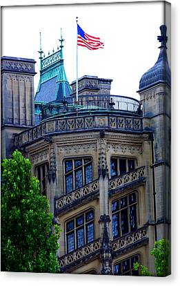Magnificence That Is Biltmore Canvas Print
