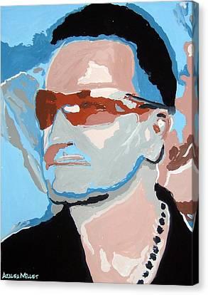 Magnificent Canvas Print by Azalea Millet