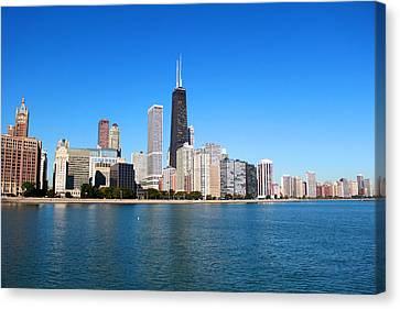 Magnificent Chicago Canvas Print