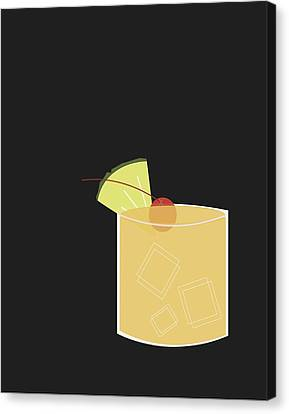 Mai Tai  Canvas Print by Julia Garcia