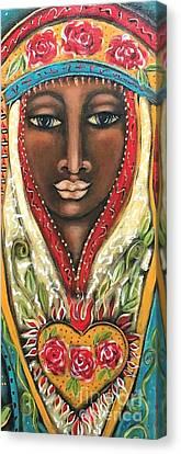 Maia Canvas Print by Maya Telford