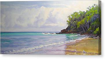 Main Beach Noosa Heads Queensland Australia Canvas Print