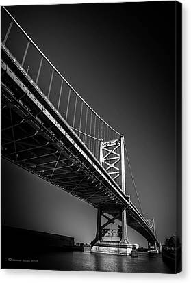 Main Span Canvas Print by Marvin Spates