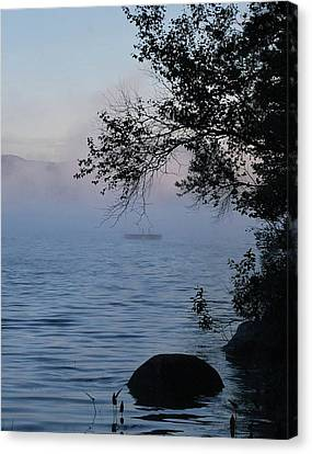 Maine Mist Canvas Print