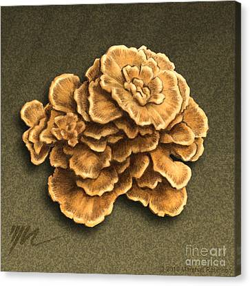 Maitake Mushroom Canvas Print