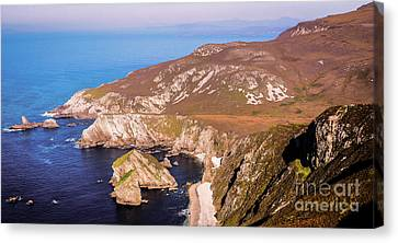 Majestic Glenlough - County Donegal, Ireland Canvas Print