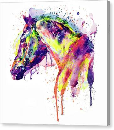 Majestic Horse Canvas Print
