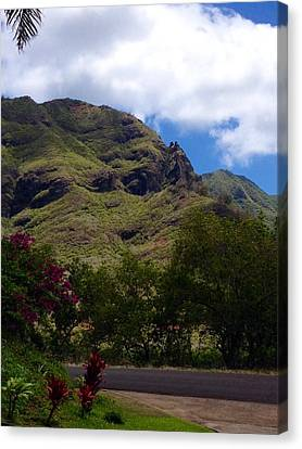 Majestic Kaua'i Canvas Print