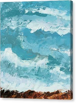 Majestic Canvas Print by Nathan Rhoads
