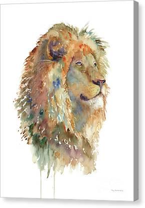 Majesty Canvas Print by Amy Kirkpatrick