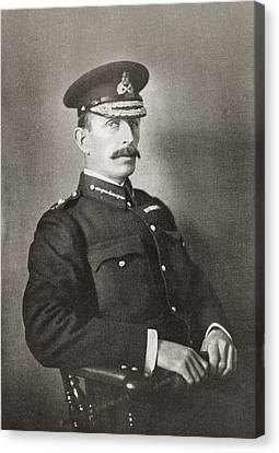 Major-general R A P Clements, Commander Canvas Print by Vintage Design Pics