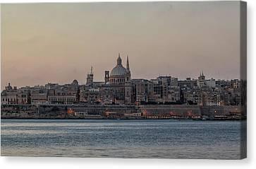Malta 10 Canvas Print by Tom Uhlenberg