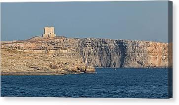 Malta 11 Canvas Print by Tom Uhlenberg