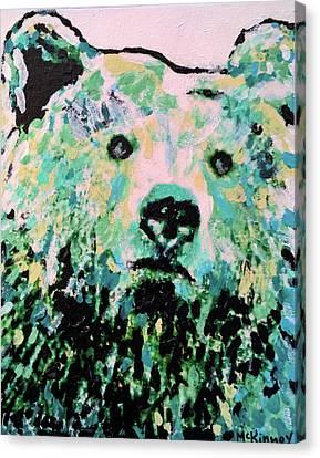 Mama Bear Canvas Print