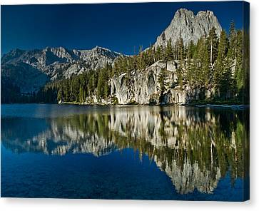 Mammoth Lakes Reflections Canvas Print