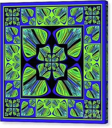Mandala #22 Canvas Print