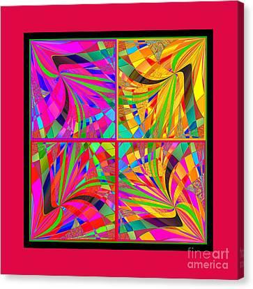 Mandala #25 Canvas Print