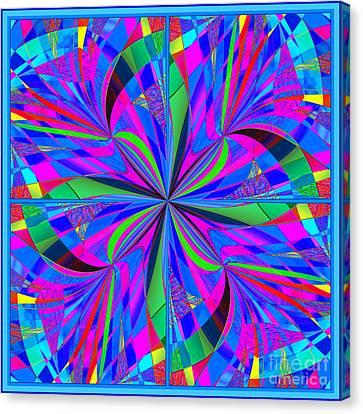 Mandala #46 Canvas Print