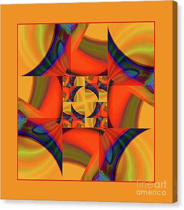 Mandala #56 Canvas Print