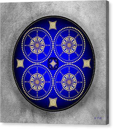 Mandala No. 59 Canvas Print
