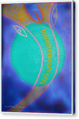 Mangalmurti - Lord Of Success Canvas Print