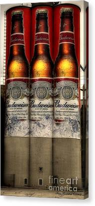Manitowoc Bud Canvas Print by Trey Foerster