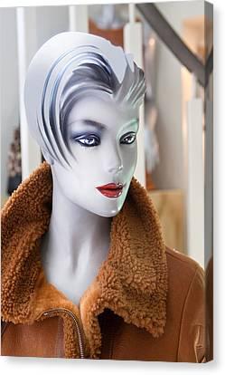 Mannequin 74a Canvas Print