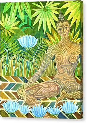 Maori Tara  Canvas Print by Jennifer Baird