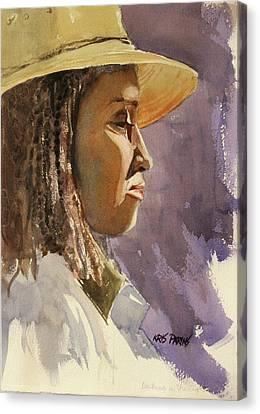 Marcia II Canvas Print