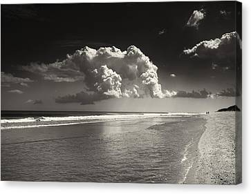 Marconi Beach Wellfleet  Canvas Print by Dapixara Art