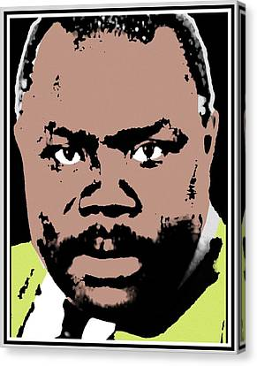 Marcus Garvey  Canvas Print by Otis Porritt