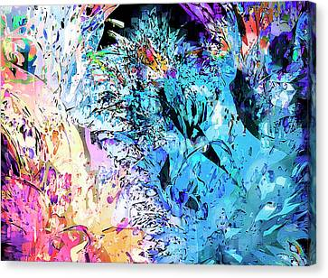 mardiGras Canvas Print by Harry Hunsberger