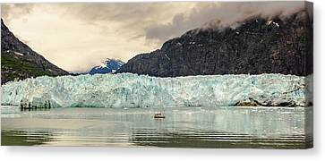 Margerie Glacier Canvas Print