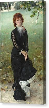Marie Buloz Pailleron Canvas Print