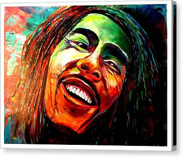 Marley Canvas Print