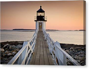 Marshal Point Glow Canvas Print by Susan Cole Kelly