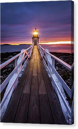 Marshall Point Boardwalk Canvas Print