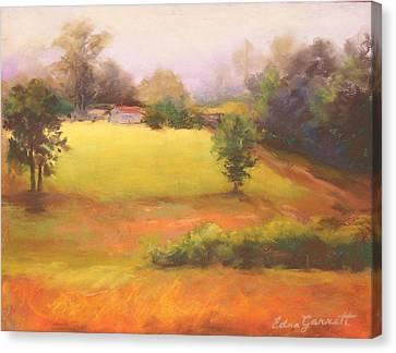 Marshallville Landscape 1 Canvas Print