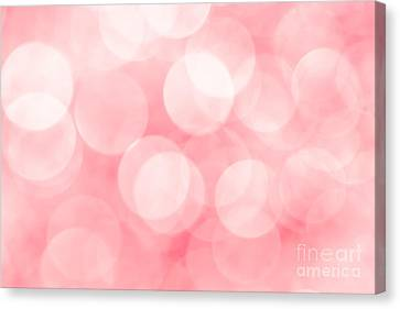 Canvas Print featuring the photograph Marshmallow by Jan Bickerton